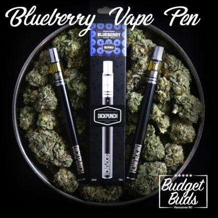 Blueberry Disposable Vape Pen