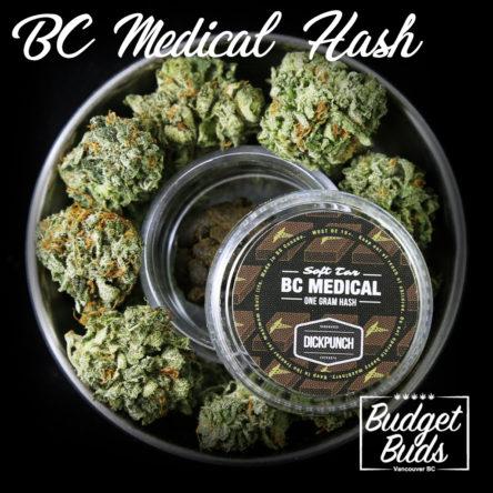 BC Medical Hash