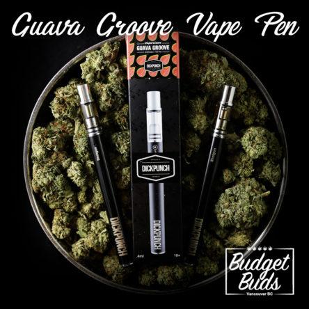 Guava Groove Disposable Vape Pen