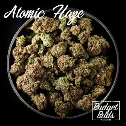 Atomic Haze