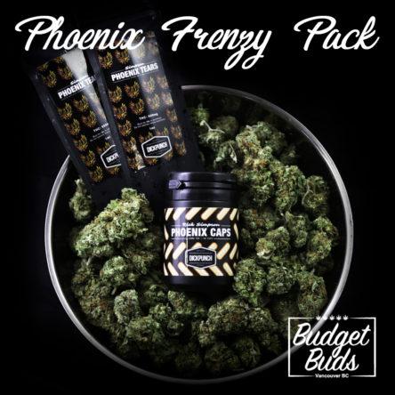 Rick Simpson Phoenix Frenzy Pack