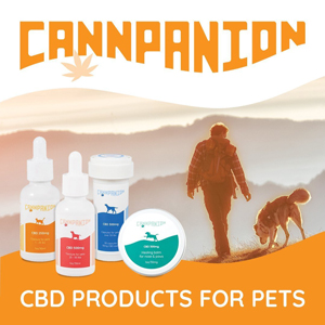 cbd products for pets canada